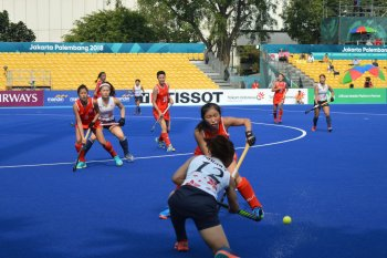Tim hoki Jepang menang mudah atas Hong Kong