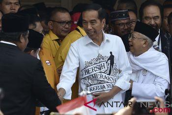 Relawan NTT targetkan Jokowi-Ma`ruf menang 95 persen