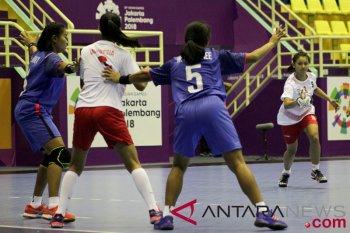 Bola Tangan Putri - Thailand Lawan Indonesia
