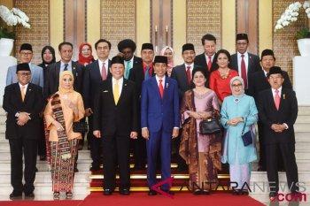 Presiden Hadiri Sidang Bersama DPD Dan DPR