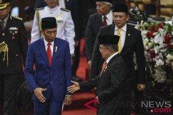 Bamsoet lontarkan pantun untuk Jokowi-Prabowo