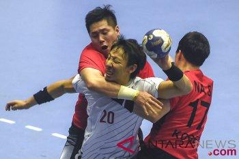 Bola Tangan Putra - Korsel Vs Jepang