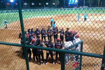 Tim sofbol putri Filipina kalahkan Hong Kong 7-0