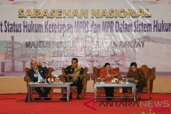 MPR bisa mengeluarkan Tap MPR penetapan presiden dan wapres terpilih
