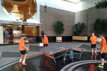 Permainan teqball ingin jangkau Asia lewat Indonesia