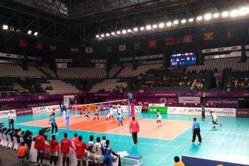 Vietnam ganjal tim voli putri India
