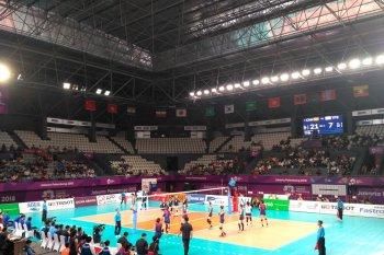 Tim bola voli putri China catat kemenangan kedua