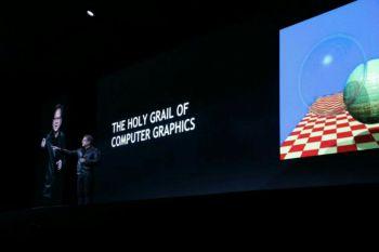 NVIDIA luncurkan arsitektur Turing, akan perkuat grafik komputer