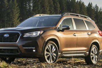 Ada masalah pengelasan, Subaru tarik 293 unit SUV Ascent 2019