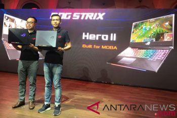 Bidik e-Sport, Asus luncurkan laptop ROG Strix Scar dan Hero