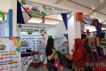 Booth #AksiHematEnergi hadir di Palembang Meriahkan Asian Games 2018