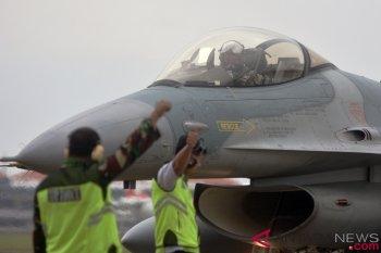 Kedatangan Pasukan F-16 Dari Australia