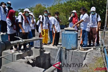 BUMN Hadir - SMN Pelajari Pengolahan Limbah Terpadu