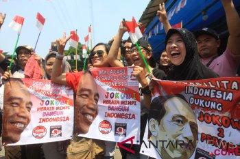 Deklarasi Disabilitas Dukung Jokowi