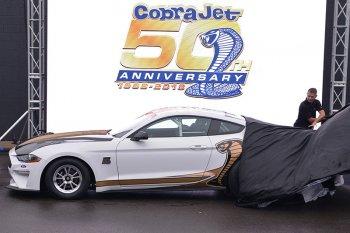 Ford Mustang yang ini harganya Rp1,9 miliar