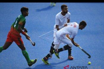 Hoki Bangladesh kalahkan Oman 2-1
