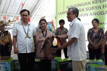 BAPPEDA Malinau dan Komisi VII DPR apresiasi bantuan LTSHE pemerintah