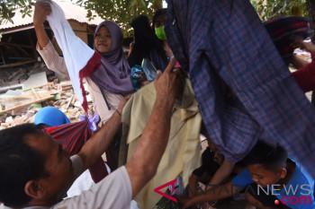 Narasi Anti-Hoax - Tidak ada bantuan yang ditahan di Lombok