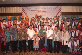 BUMN Hadir - Penutupan SMN Sumut Dan Papua Barat
