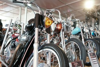 """Para builder motor modifikasi Bali """"bertempur"""" akhir pekan ini"""