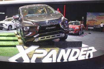 Mitsubishi Xpander hadir di Thailand dalam dua tipe