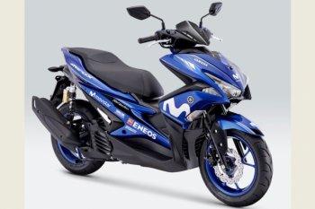 Yamaha rilis Aerox dan R15 berbaju MotoGP