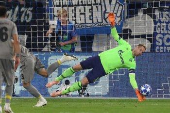 Porto dapat dua penalti tapi hanya imbangi Schalke 1-1