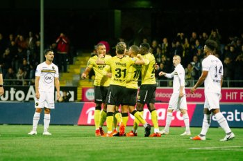 Venlo naik peringkat ketiga usai tundukkan Breda