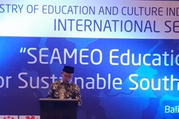 Mendikbud sebut SEAMEO usung tujuh program prioritas pendidikan