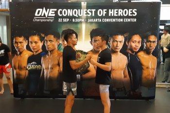 Stefer Rahardian-Peng janjikan pertarungan sengit di Jakarta