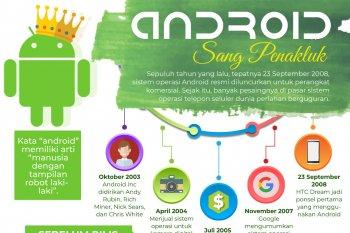 Android sang penakluk
