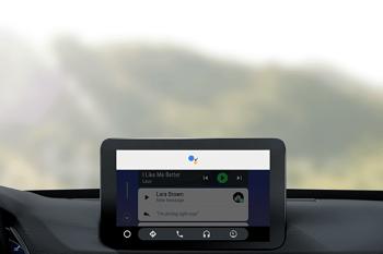 Asisten Google tersedia di Android Auto