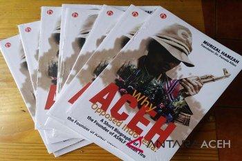 Buku biografi Hasan Tiro terbit berbahasa Inggris