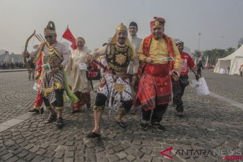 Gerakan #2019TetapBersaudara dideklarasikan di Surabaya