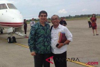 Budi Purnomo dampingi Hashim pimpin media center Prabowo-Sandiaga