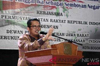 MPR ajak masyarakat rukun hadapi tahun politik