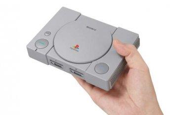 Hadirkan 20 game nostalgia, Sony akan rilis PlayStation Classic