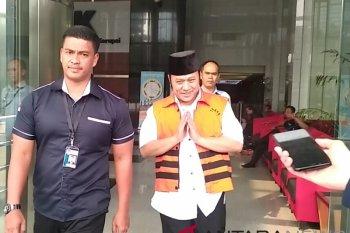 KPK dalami upaya pengaruhi saksi-saksi suap Pemkab Lampung Selatan