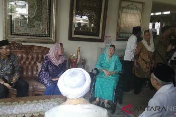 Ma'ruf Amin tiba di kediaman Gus Dur