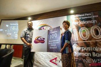 TB Pelangi resmikan perpustakaan  ke-100 di NTT