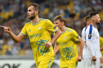 Astana amankan satu poin dari markas Dynamo Kiev