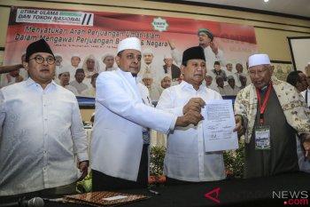 Beberapa tokoh GNPF Ulama masuk timses Prabowo-Sandiaga