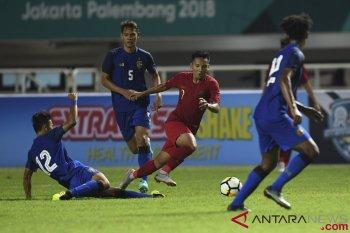 Timnas U-19 Indonesia Bermain Imbang Dengan Thailand