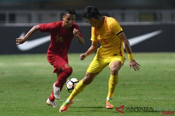 Timnas U19 Lawan Cina