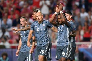 Renato Sanches urun gol ketika Muenchen tumbangkan mantan klubnya