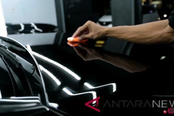 Nano Ceramic buat tampilan mobil Anda seperti baru