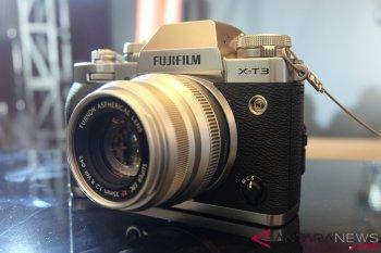 Fujifilm rilis kamera mirrorless X-T3, berapa harganya?