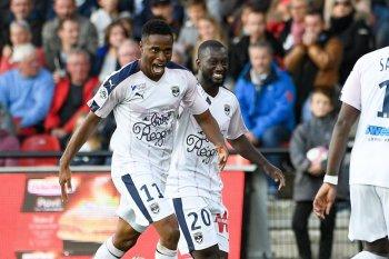 Bordeaux kalahkan Guingamp untuk tambah penderitaan tim juru kunci