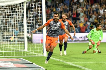 Gol tunggal Laborde bawa Montpellier tundukkan Nice