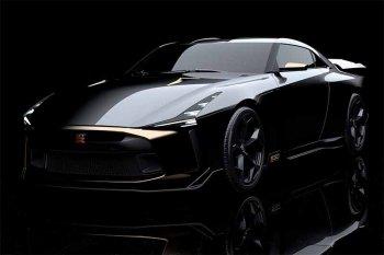 Nissan GT-R50 Italdesign tampil perdana di Tokyo
